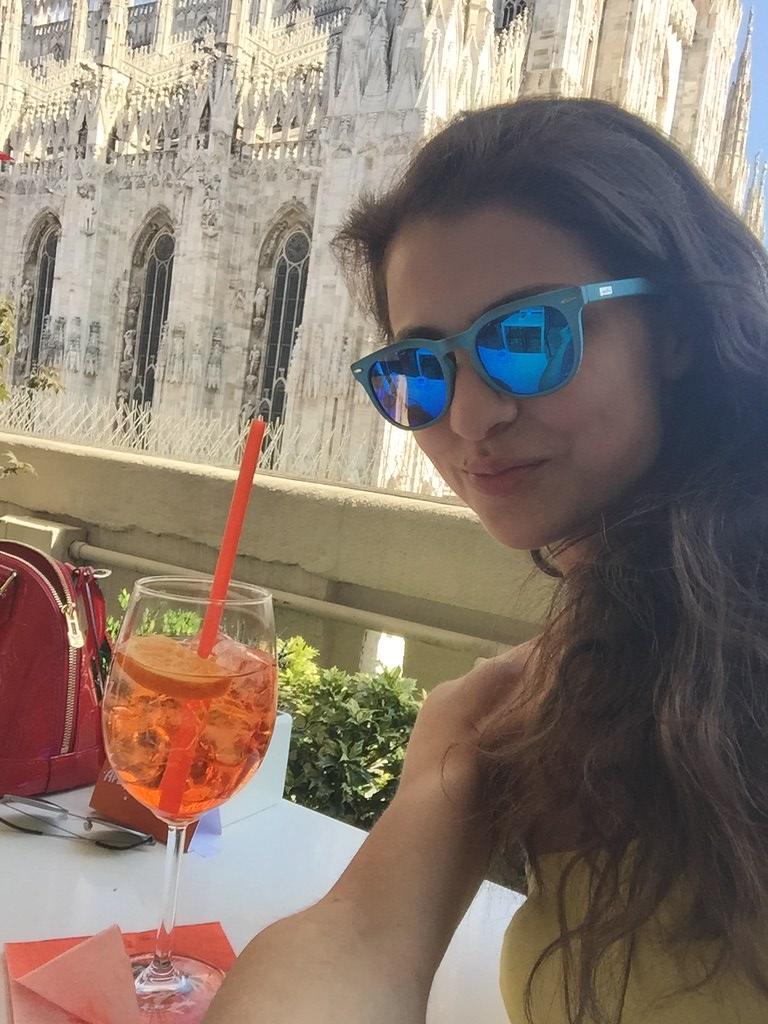 Terrazza Aperol - Valeria Iaschi