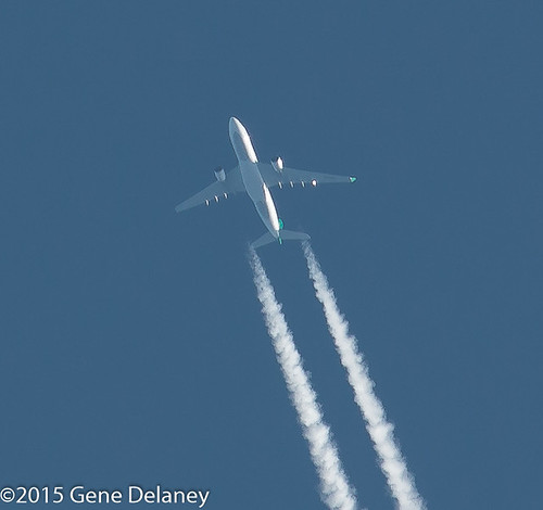 Aircraft (A332) silhouette