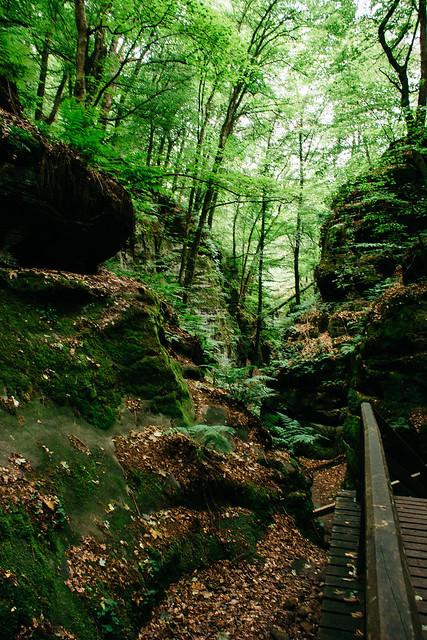 Roitsbachmassief, Luxemburg