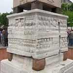 Attēls no Obelisk of Theodosius. turkey geotagged istanbul tur sultanahmet turquía kastamonu köyü geo:lat=4100588868 geo:lon=2897533537 danaköy
