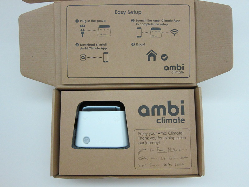Ambi Climate - Box Open