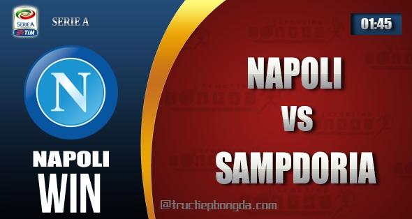 Napoli, Sampdoria, Thông tin lực lượng, Thống kê, Dự đoán, Đối đầu, Phong độ, Đội hình dự kiến, Tỉ lệ cá cược, Dự đoán tỉ số, Nhận định trận đấu, Serie A, Serie A 2015/2016, Vòng 2 Serie A 2015/2016