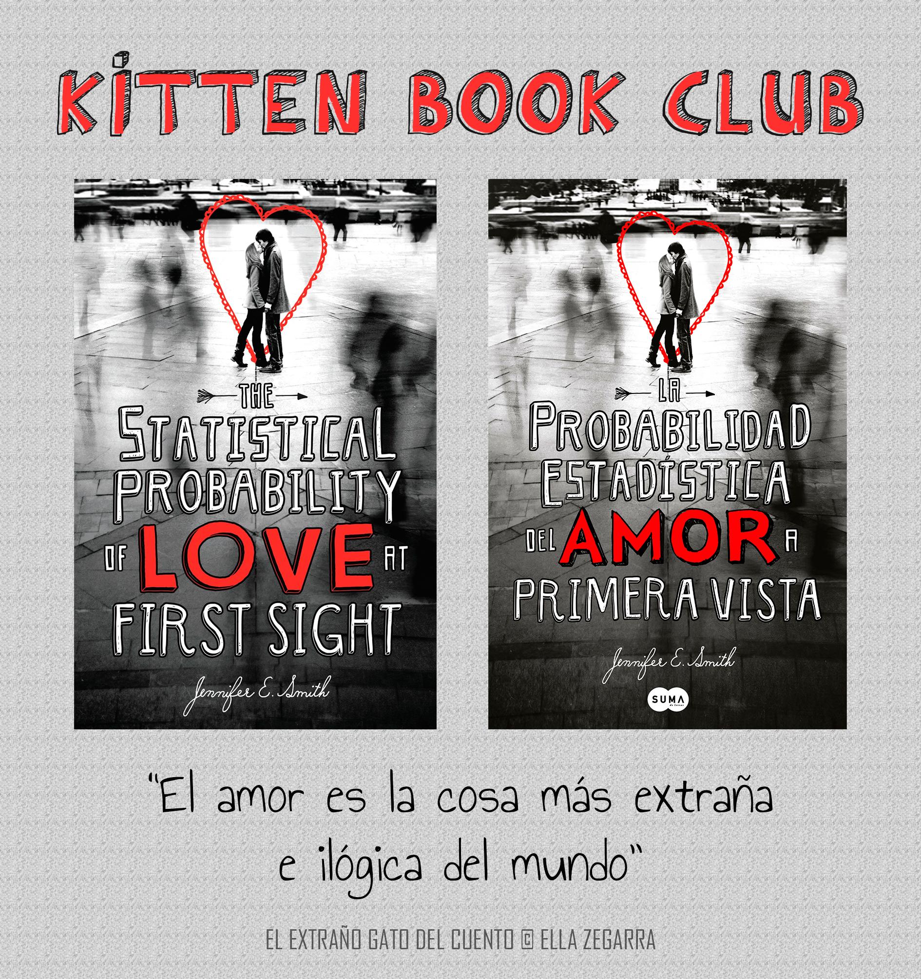 Kitten Book Club: Septiembre
