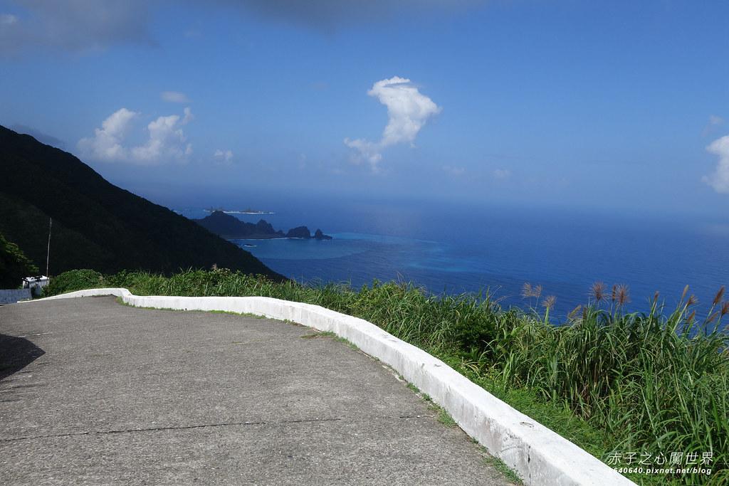 蘭嶼氣象站15