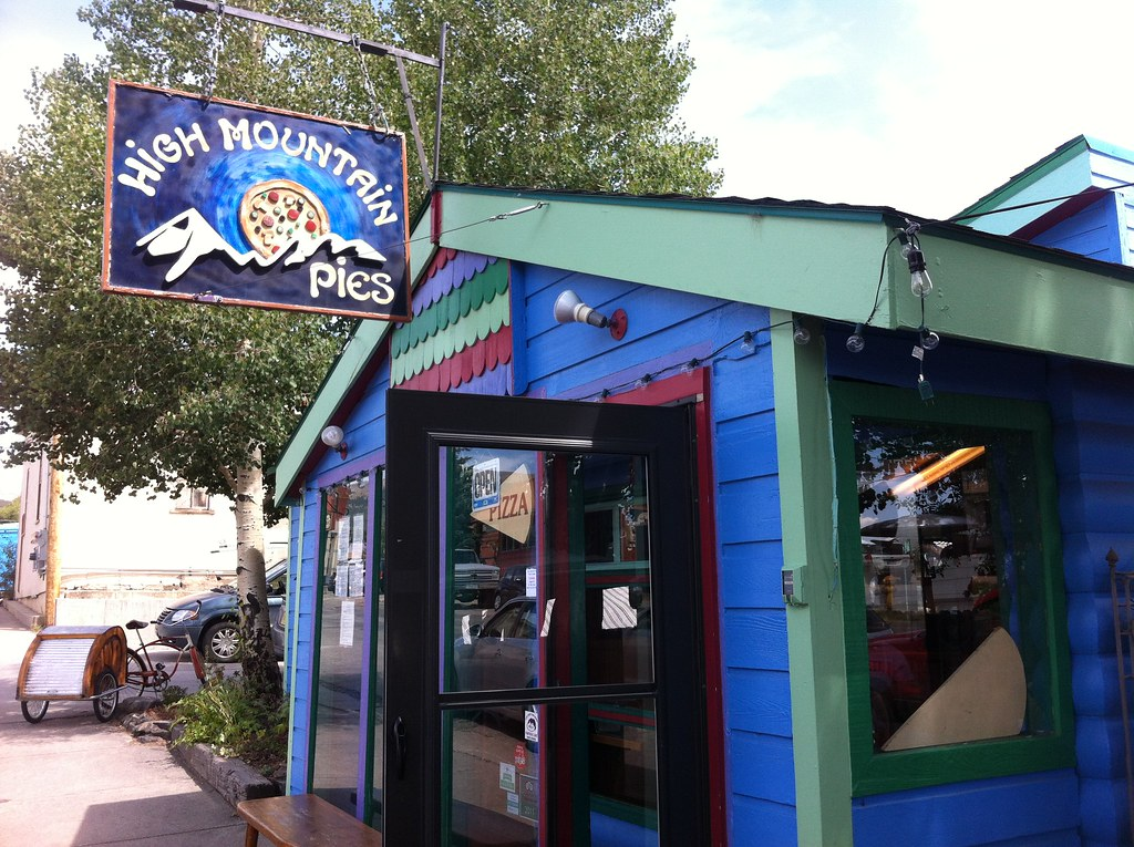 Leadville High Mountain Pies