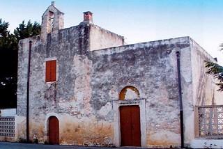 Noicattaro. La Chiesa della Madonna del Rito front
