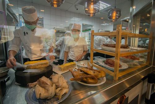 推薦~台南最棒的紅蟳米糕在這裡!阿霞飯店錦霞樓01