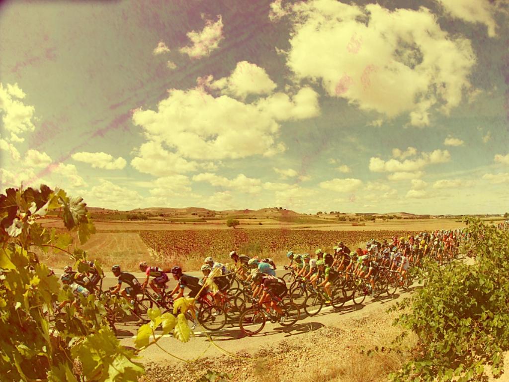 Wallpaper Vuelta a España 2015
