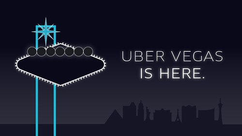 Uber Vegas is Here #NVLovesUber