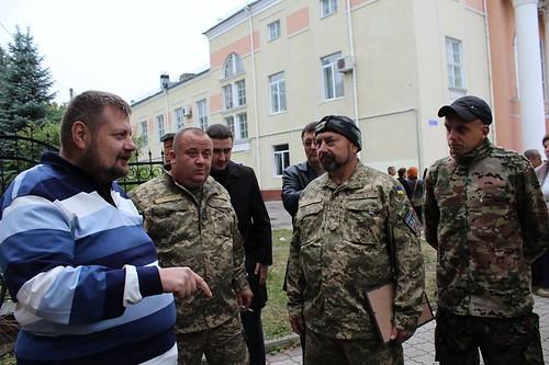 Ігор Мосійчук: «Українці приречені перемогти»