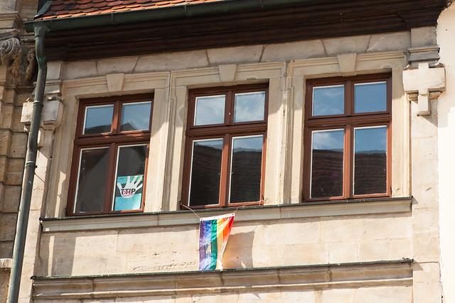 Bamberg. Upper Franconia, Bavaria, Germany