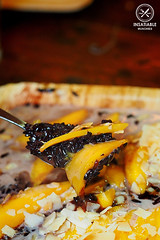 Black Sticky Rice with Mango and Coconut at Two Wo…