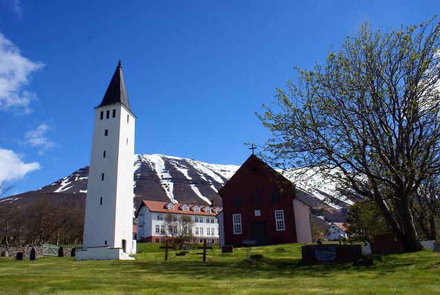 Islandia - Holar