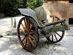 Cannone da 75/27 modello 1911 ...