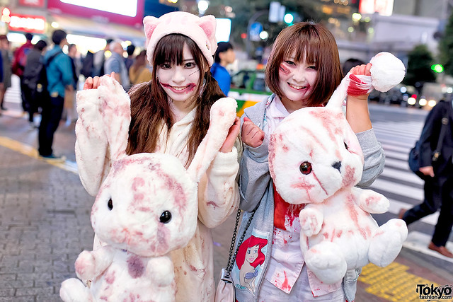 Halloween in Japan 2015