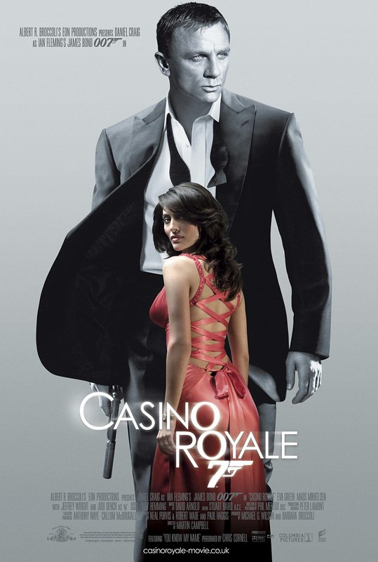 Casino Royale - 2006 - Poster 8