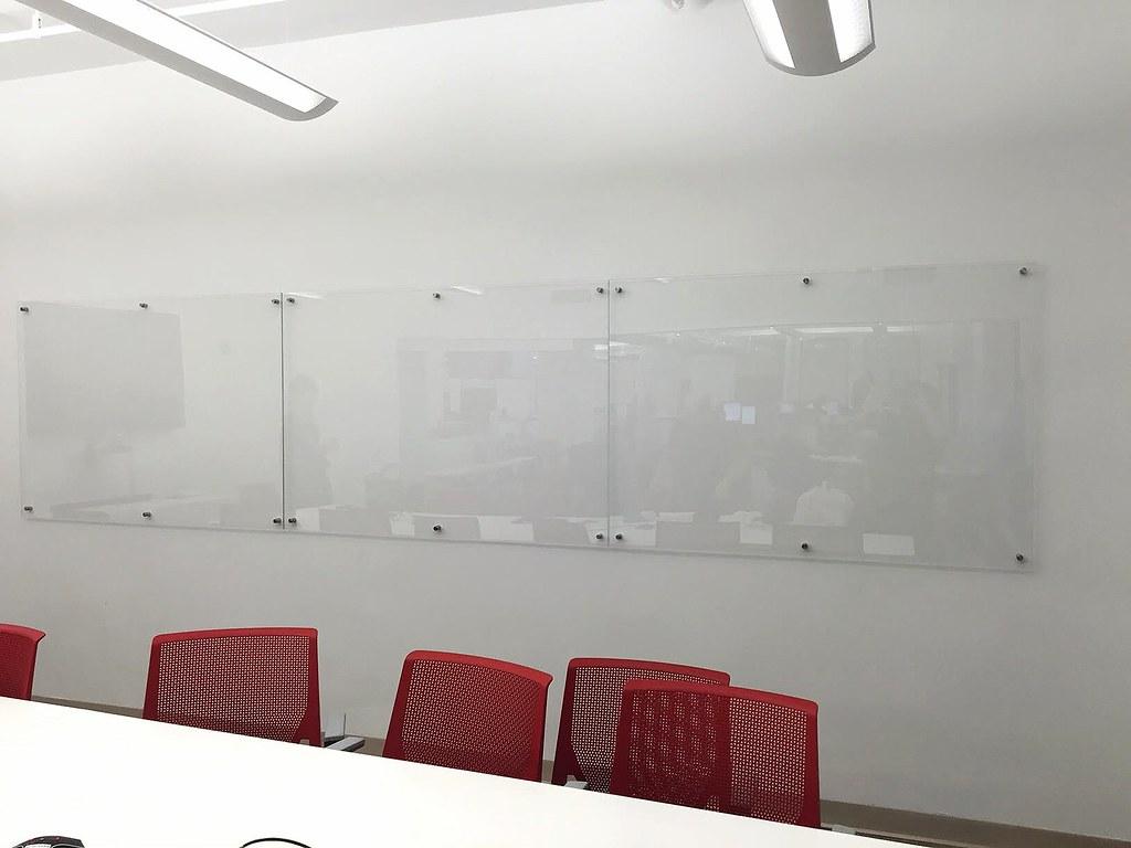 Glass Whiteboard Order A Glass Dry Erase Board Impact
