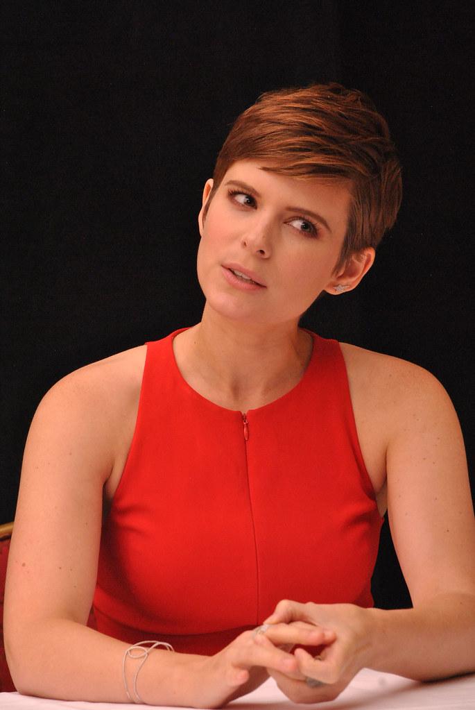 Кейт Мара — Пресс-конференция «Марсианин» на «TIFF» 2015 – 34