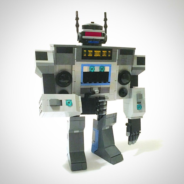 Mr Robot Boom Box Dude!