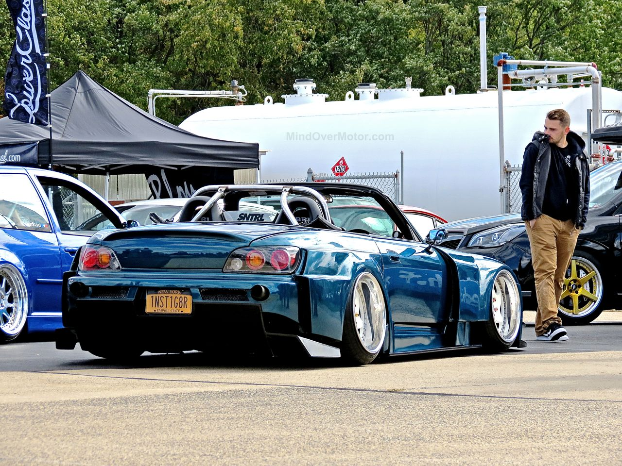 Widebody Honda S2000 First Class Fitment