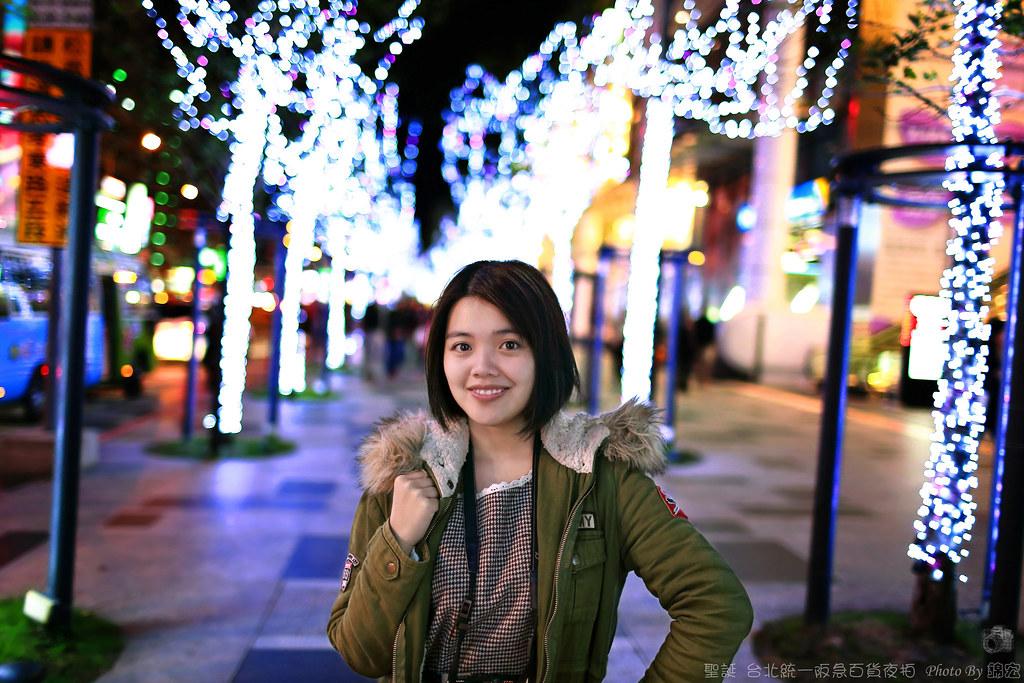 2015.11.28~台北統一阪急百貨夜拍