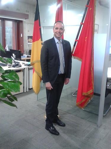 Hamburg Delegation in China 2015