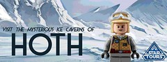 HOTH Destination Poster