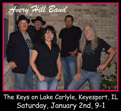 Avery Hill Band 1-2-16