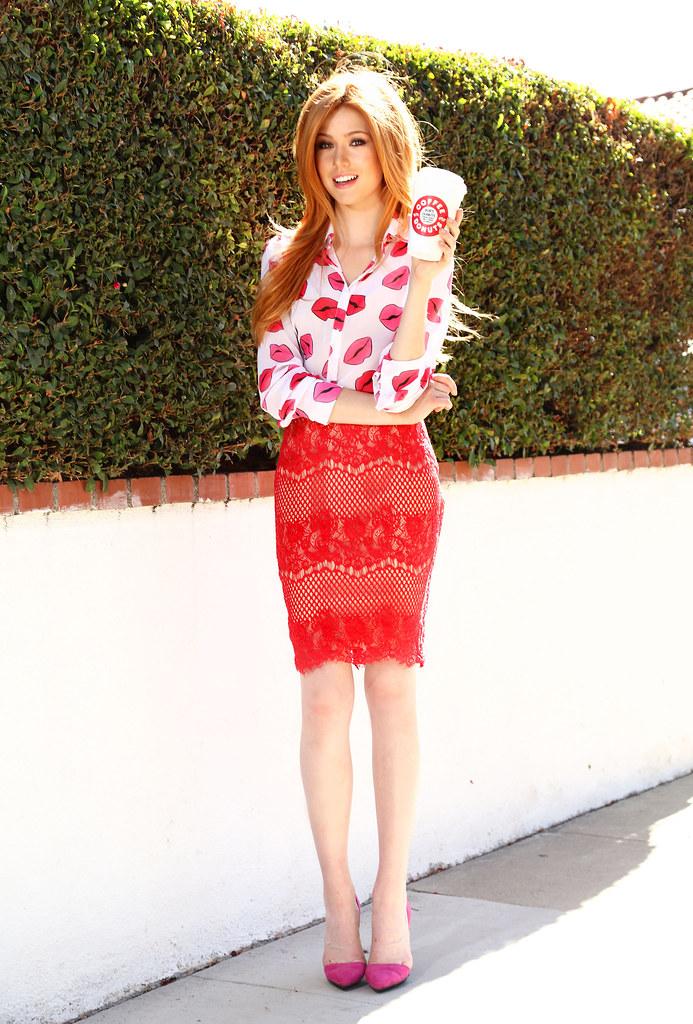 Кэтрин МакНамара — Фотосессия в Лос-Анджелесе 2 2015 – 21