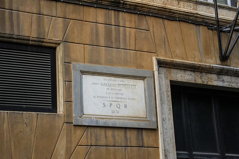 Rome Donizzetti