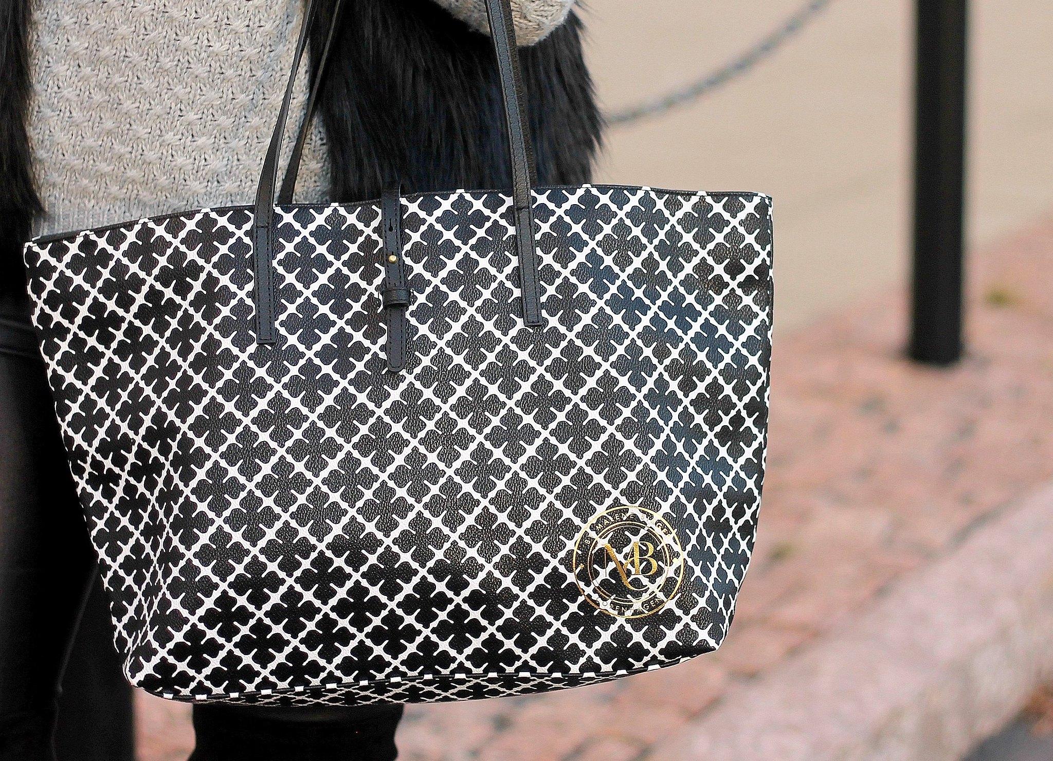 by malene birger black bag