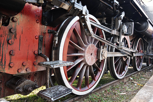treno storico Avezzano- Roccasecca 13-12-2015: dettagli