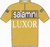 Salamini - Giro d'Italia 1967