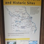 Missouri+State+Parks+and+Historic+Sites+Sign+%28Monroe+County%2C+Missouri%29