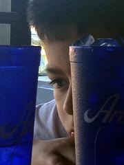 Dylan at Diner