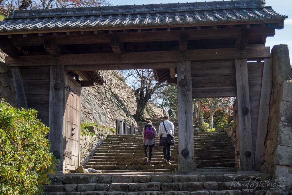 鳥取城跡 仁風閣
