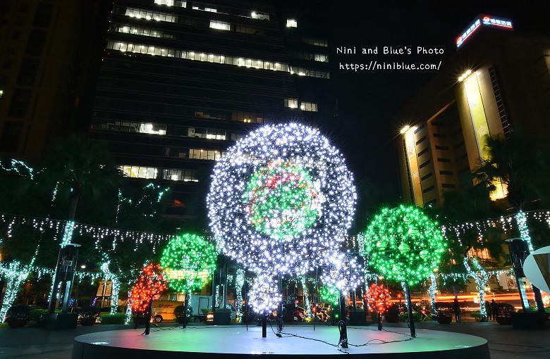 2016新北市耶誕城板橋車站景點35