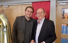 Benoit Meurin och Frank Renton