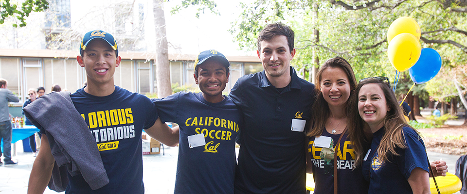February 28, 2016 - 2:58pm - February 28, 2016; California Alumni Association Young Alumni Hoops Party at Alumni House. Photo credit: Kelley L Cox - KLC fotos for CAA