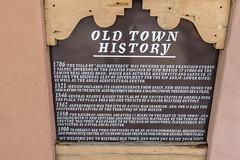 Albuquerque Old Town History