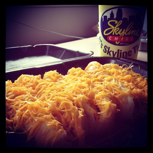 @skyline_time makes stupid busy days much better. 🍴😀