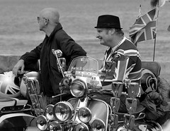 Ryde scooter rally