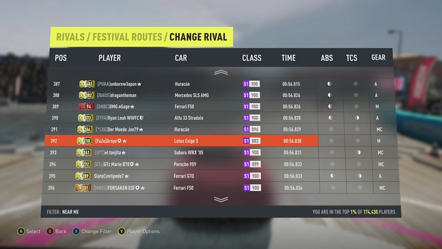 Time Attack #1 - Forza Horizon 2 // RESULTS UP! 20429660080_f958a7f3cf_z