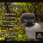Fabao's Patron Auction in TooAdorable, 16 of September 2015