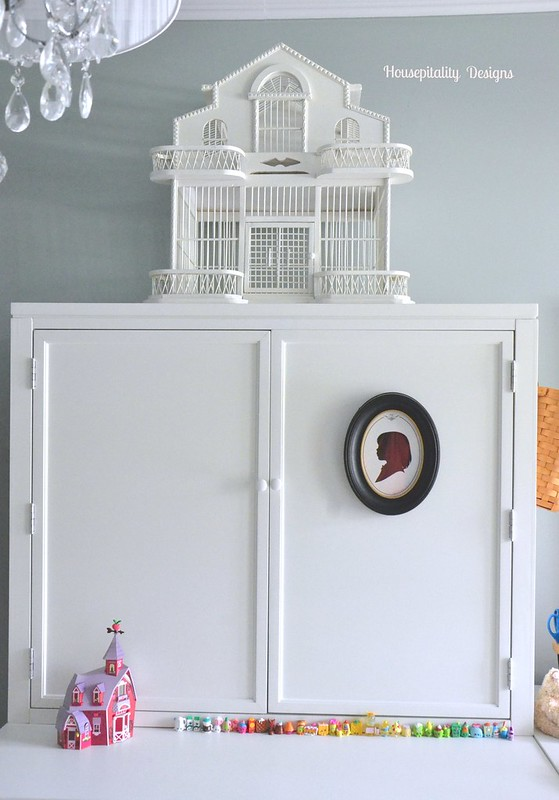 Craft Cabinet - Housepitality Designs
