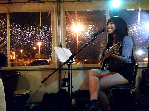Ana at Open Mic Tapped (August 24 2014)