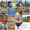 Aug 2015 Monthly Scavenger Hunt mosaic by colemama