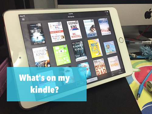 Whats on my kindle?