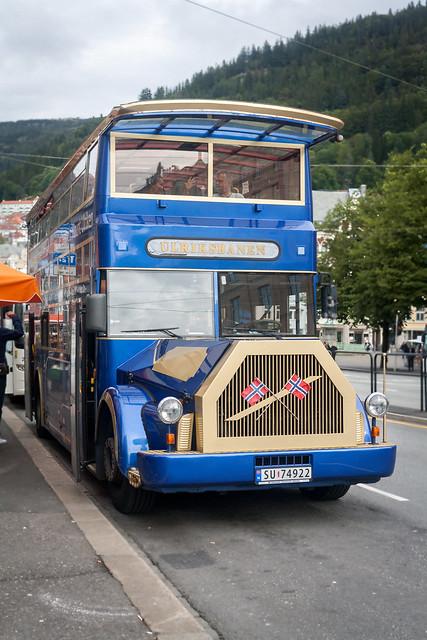 Bus in Bergen