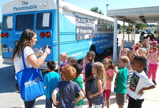 Norwood Elementary's STREAM Bus project